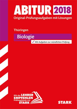 Abiturprüfung Thüringen - Biologie [Taschenbuch]