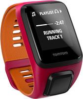 TomTom Runner 3 Cardio + Musik Small rozeoranje