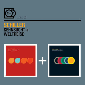 Schiller - 2 for 1: Sehnsucht/Weltreise