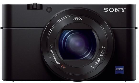 Sony DSC-RX100 III negro