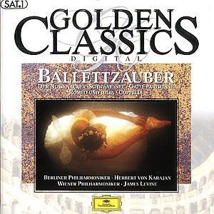 Various - Golden Classics - Ballettzauber