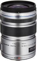 Olympus M.Zuiko Digital 12-50 mm F3.5-6.3 ED 52mm Objectif (adapté à Micro Four Thirds) argent