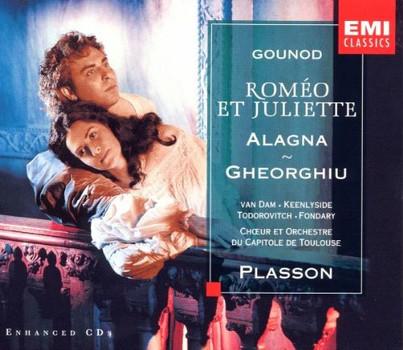 Angela Gheorghiu - Gounod: Romeo und Julia (Gesamtaufnahme) (Aufnahme Toulouse 1995)