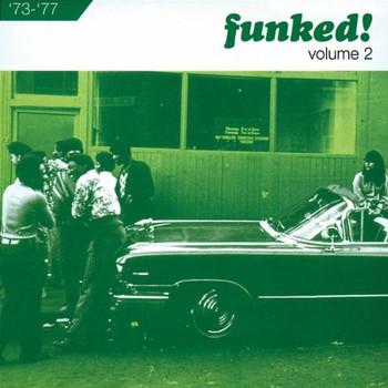 Various - Funked! Vol.2 '73-'77