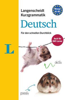 Langenscheidt Kurzgrammatik Deutsch - Buch mit Download. Die Grammatik für den schnellen Durchblick - Sarah Fleer  [Taschenbuch]