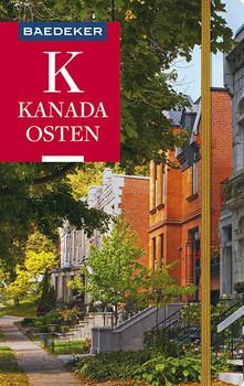 Baedeker Reiseführer Kanada Osten. mit GROSSER REISEKARTE - Ole Helmhausen  [Taschenbuch]