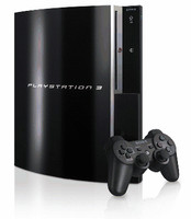 Sony PlayStation 3 met 40 GB  [D-Chassis]