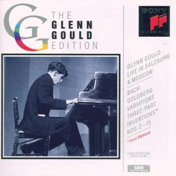 Glenn Gould - The Glenn Gould Edition: Gould Live in Salzburg und Moskau