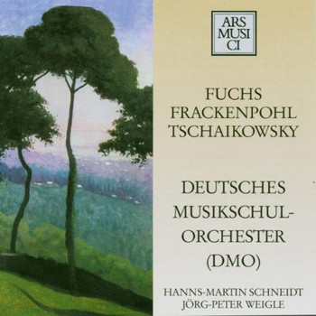 Deutsches Musikschulorchester - Fuchs: Serenade Nr. 3 op. 21 / Frackenpohl: Concertino / Tschaikowsky: Serenade op. 48