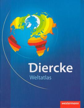 Diercke Weltatlas [Gebundene Ausgabe, 8. Auflage 2013]