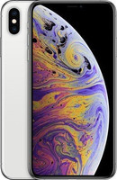 Apple iPhone XS Max Doble SIM 512GB plata