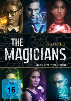 The Magicians - Staffel 1 [4 Discs]