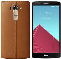LG H818P G4 Dual Sim 32GB Vera pelle marrone