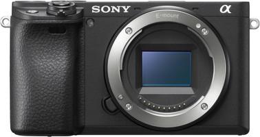Sony Alpha 6400 zwart