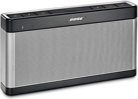Bose SoundLink Bluetooth speaker III zilver