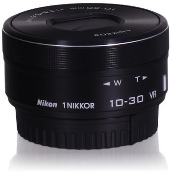 Nikon 1 NIKKOR 10-30 mm F3.5-5.6 PD-ZOOM VR (compatible con Nikon 1) nero