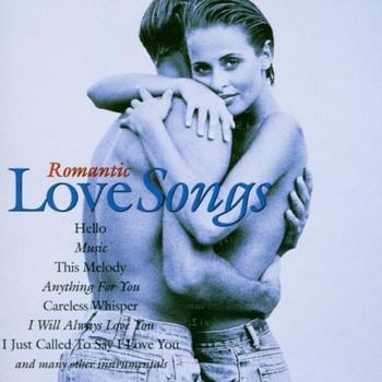 Various - Romantic Love Songs