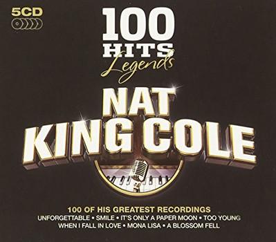 Nat King Cole - 100 Hits Legends Nat King Cole