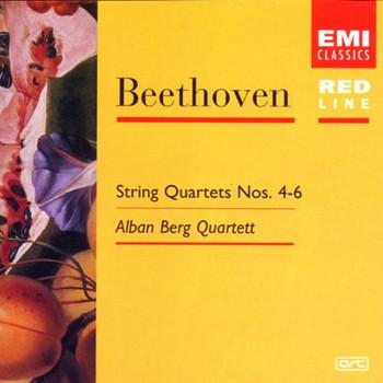 Alban Berg Quartett - Streichquartett Op. 18, 4-6