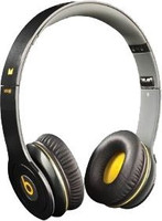 Beats by Dr. Dre Solo HD negro / amarillo [Limited Edition]