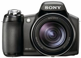 Sony DSC-HX1 noir