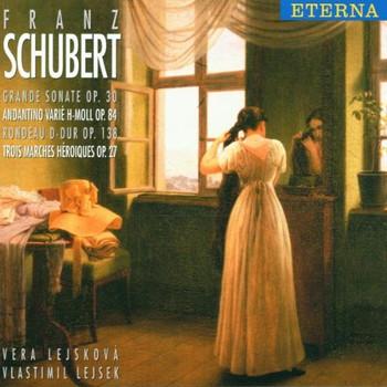 Vera Lejskova - Klavierwerke zu vier Händen
