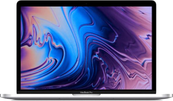 "Apple MacBook Pro met touch bar en touch ID 15.4"" (True Tone retina-display) 2.6 GHz Intel Core i7 16 GB RAM 512 GB SSD [Mid 2018, QWERTY-toetsenbord] zilver"