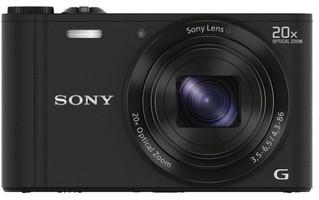 Sony DSC-WX300 negro