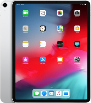 "Apple iPad Pro 12,9"" 256GB [wifi + cellular, model 2018] zilver"