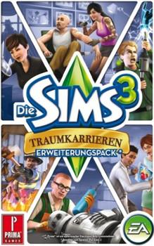 Die Sims 3 - Traumkarrieren Lösungsbuch