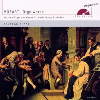 Andreas Arand - Orgelwerke