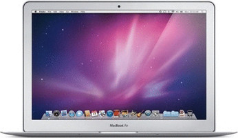 "Apple MacBook Air CTO 11.6"" (glanzend) 1.6 GHz Intel Core 2 Duo 4 GB RAM 128 GB SSD [Late 2010, QWERTY-toetsenbord]"