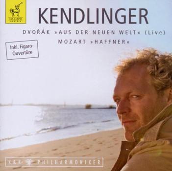 Matthias Kendlinger - Aus der Neuen Welt/Haffner