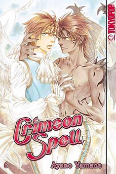 Crimson Spell 06 - Ayano Yamane  [Taschenbuch]
