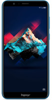 Huawei Honor 7X Dual SIM 64GB blauw