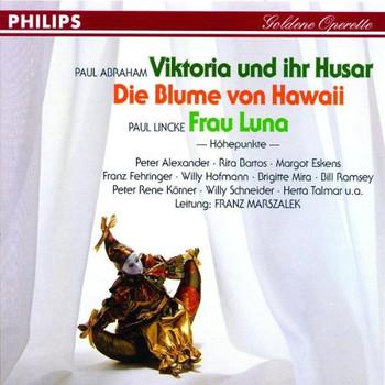 Peter Alexander - Goldene Operette - Abraham, Lincke