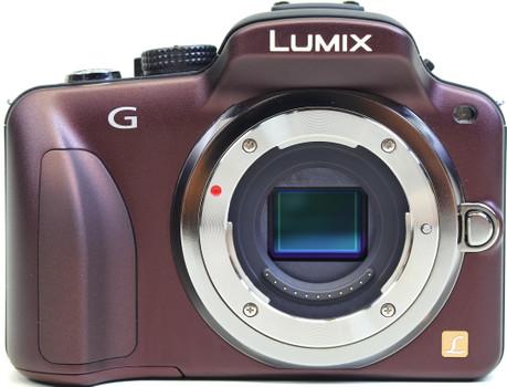 Panasonic Lumix DMC-G3 marron