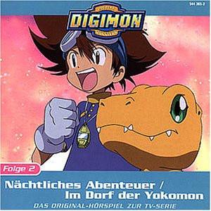 Digimon - Digimon - Folge 2: Naechtliches Abenteuer