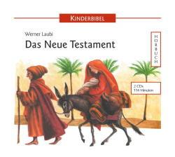 Das Neue Testament. 2 CDs