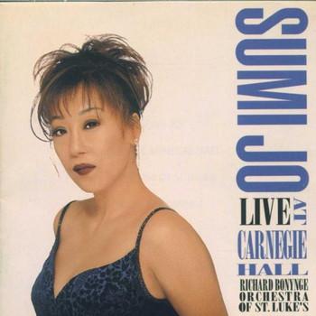 Sumi Jo - Recital (Live Carnegie Hall)