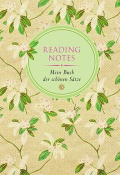 Reading Notes: Blüten. Mein Buch der schönen Sätze [Gebundene Ausgabe]
