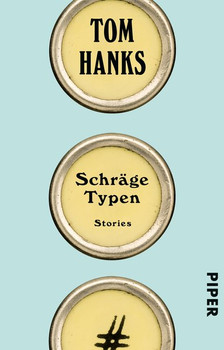 Schräge Typen. Stories - Tom Hanks  [Taschenbuch]