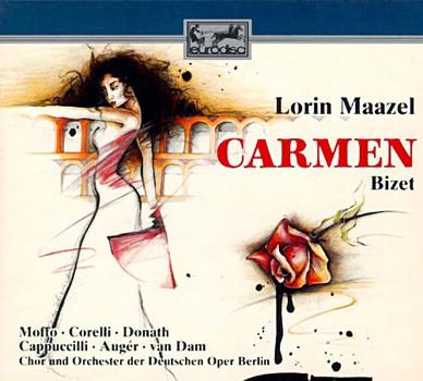 l. Maazel - Bizet: Carmen (Gesamtaufnahme)