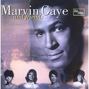 Marvin Gaye - Mavin Gaye & Friends