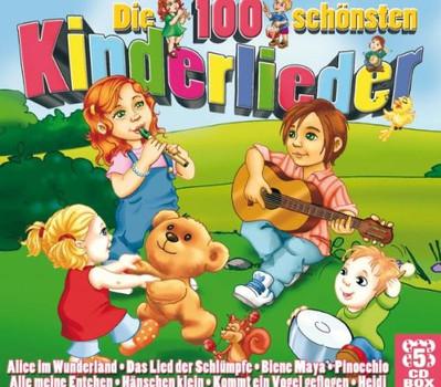Various - Die 100 Schönsten Kinderlieder