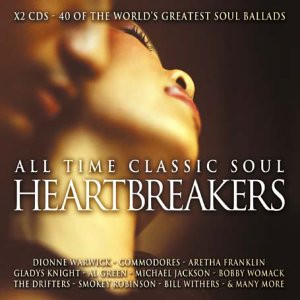 Various Artists - All Time Classic Soul Ballads