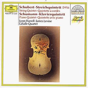 James Levine - Schubert: Streichquintett D 956 / Schumann: Klavierquintett Op. 44