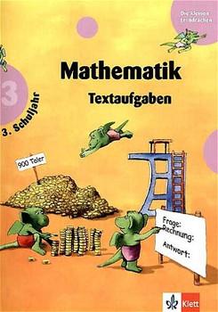 Training Mathematik. 3. Schuljahr. Textaufgaben. (Lernmaterialien)
