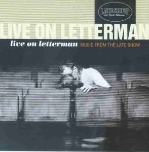 Various - Live on Letterman:Music from T