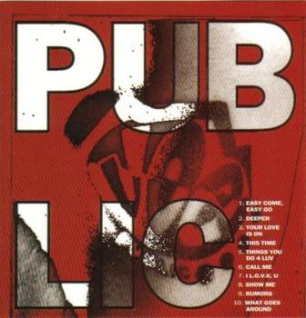 Joe Public - Easy come, easy go (1994)